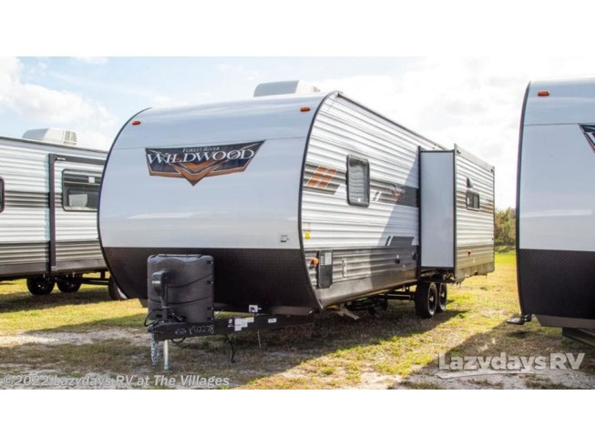 2020 Forest River Wildwood 27RE - New Travel Trailer For Sale by Lazydays RV at The Villages in Wildwood, Florida