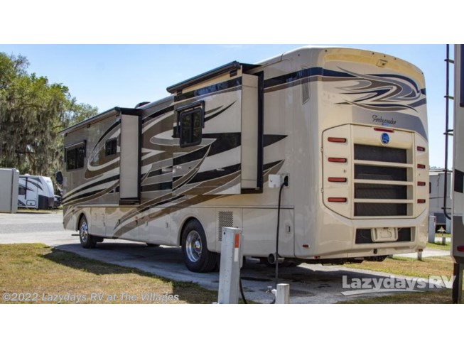2012 Ambassador 40PDQ by Holiday Rambler from Lazydays RV at The Villages in Wildwood, Florida