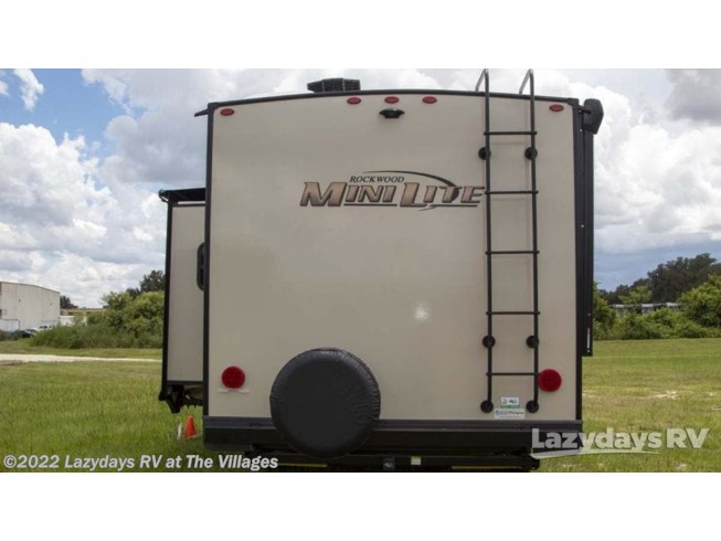 2021 Forest River Rockwood Mini Lite 2109S - New Travel Trailer For Sale by Lazydays RV at The Villages in Wildwood, Florida