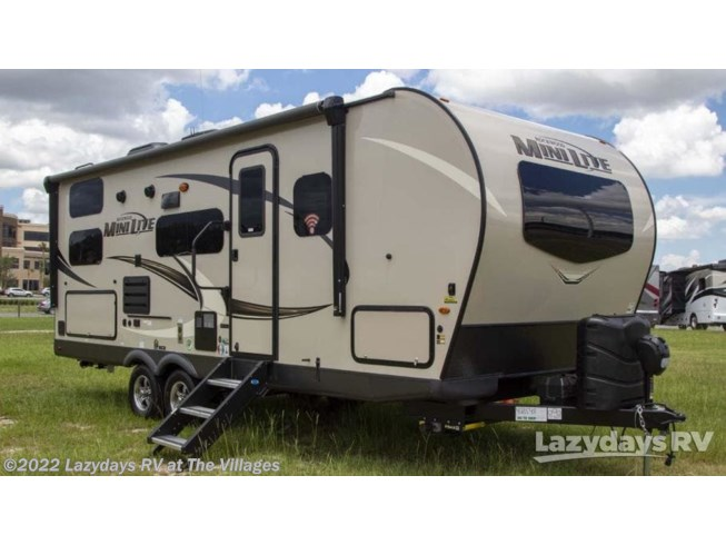 New 2021 Forest River Rockwood Mini Lite 2109S available in Wildwood, Florida