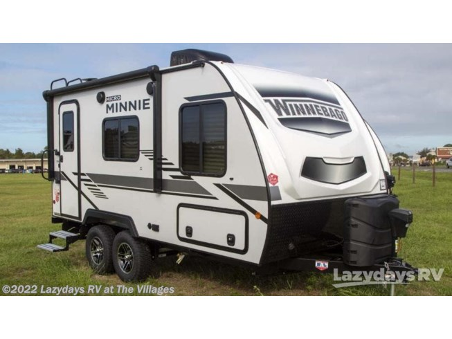 New 2021 Winnebago Micro Minnie 1708FB available in Wildwood, Florida