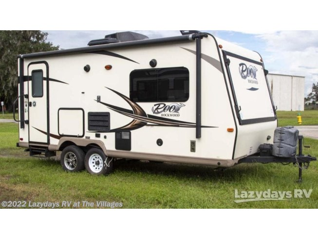 Used 2016 Forest River Rockwood Roo 21DK available in Wildwood, Florida