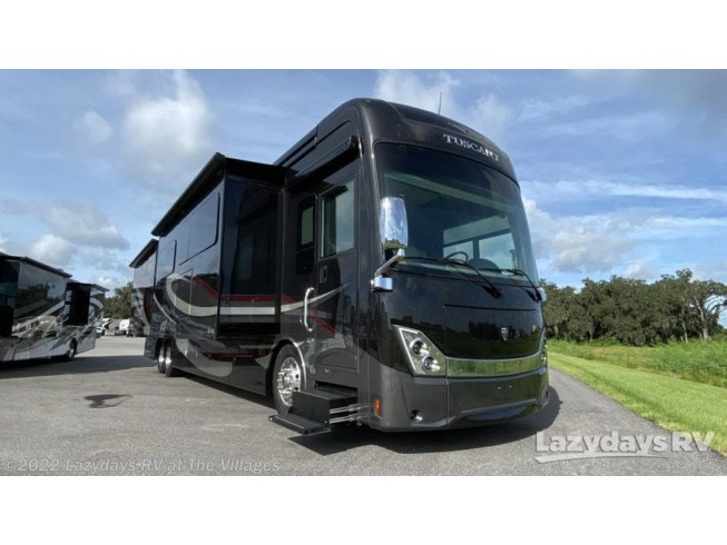New 2021 Thor Motor Coach Tuscany 45MX available in Wildwood, Florida