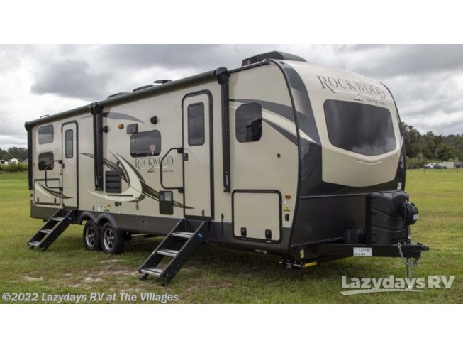 New 2021 Forest River Rockwood Ultra Lite 2604SW available in Wildwood, Florida