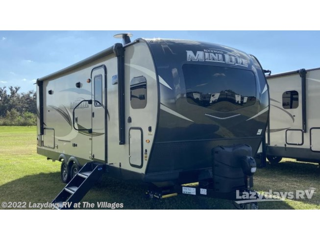 New 2021 Forest River Rockwood Mini Lite 2205S available in Wildwood, Florida