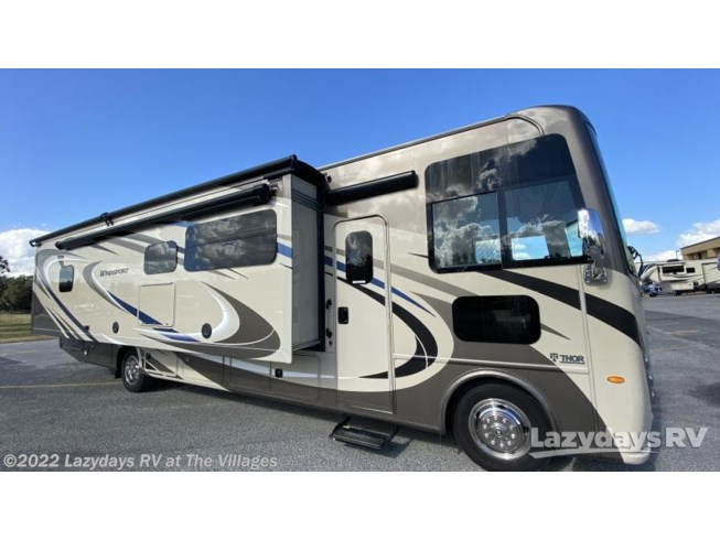 Used 2018 Thor Motor Coach Windsport 34R available in Wildwood, Florida