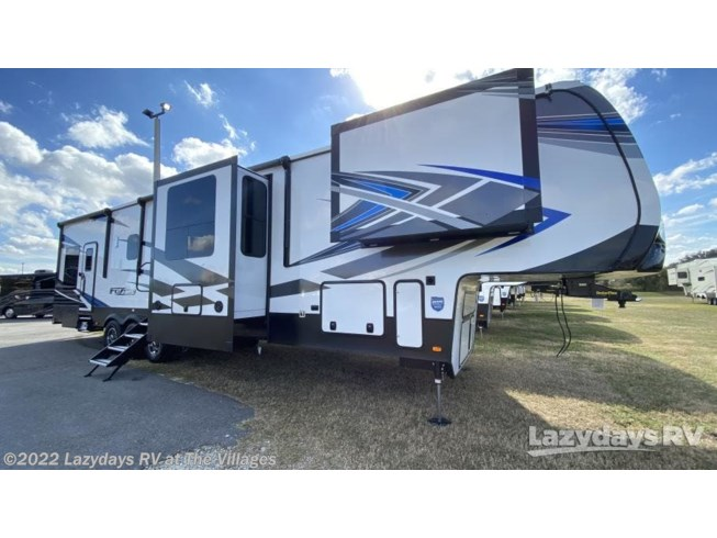 New 2021 Keystone Fuzion 373 available in Wildwood, Florida