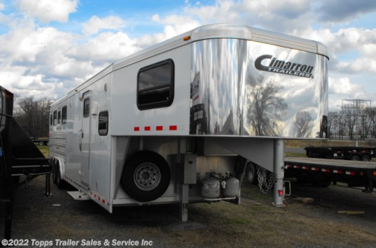 4 Horse Trailer - 2011 Cimarron USED 4H LQ available Used in Bossier City, LA