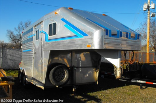 Horse Trailer - 1997 4-Star 2H GN available Used in Bossier City, LA