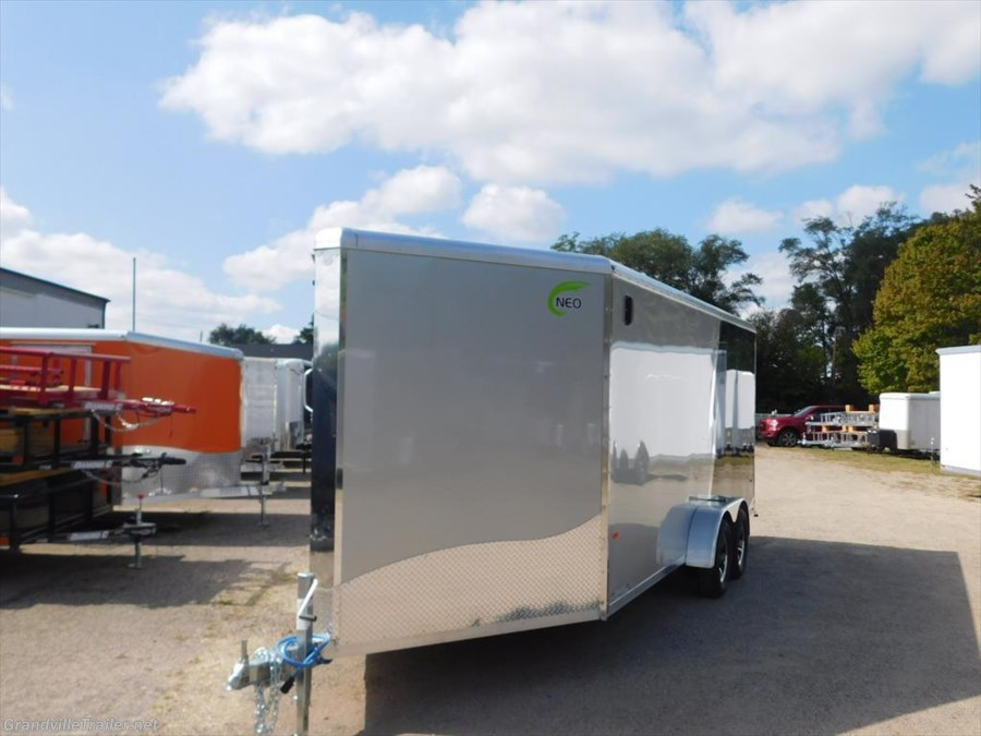 2017 Neo Trailers Round Top All Sport Trailer NAS227TR6