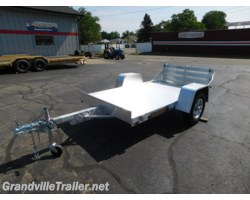#1466 - 2017 Aluma Utilty Trailer 548BT