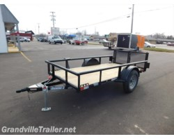 #1484 - 2017 Diamond C SINGLE AXLE UTILITY TRAILER 2PSA10X60