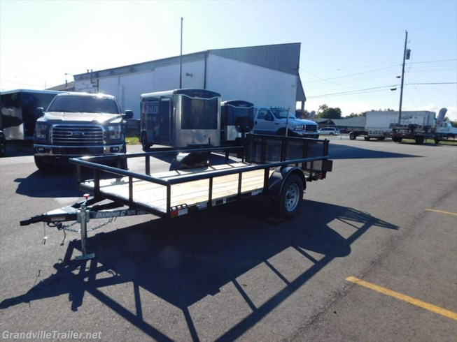 2017 Diamond C SINGLE AXLE UTILITY TRAILER 2PSA12X72