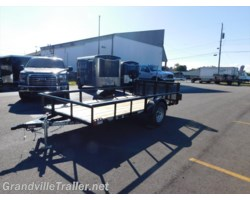 #1913 - 2018 Diamond C UTILITY TRAILER 2PSA12X72