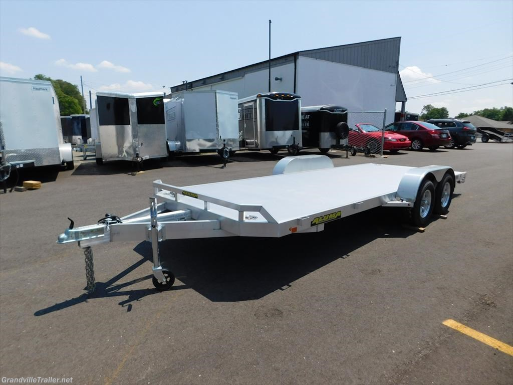 1587 - 2017 Neo Trailers Round Top Auto Trailer NCV2085TR6 for sale ...