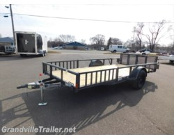#1931 - 2018 Diamond C SINGLE AXLE UTILITY TRAILER 2PSA14X77