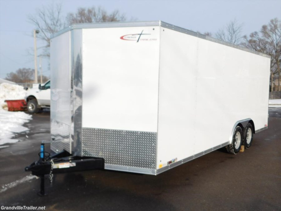2018 Cross Trailers Alpha Series 820TA-Alpha