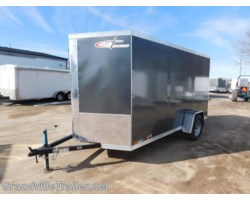 #2001 - 2019 Cross Trailers Alpha Series 612SA-Arrow