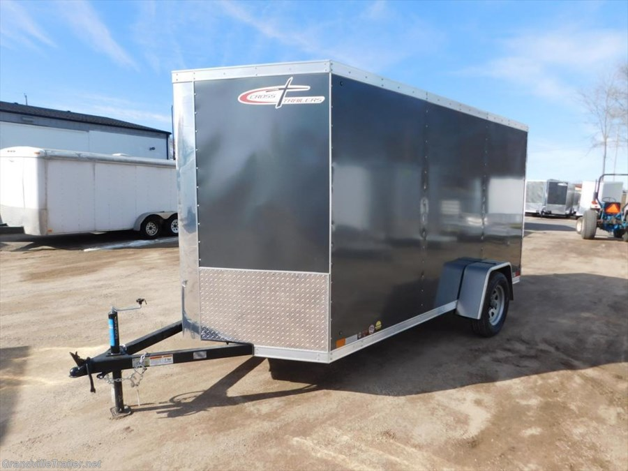 2019 Cross Trailers Alpha Series 612SA-Arrow