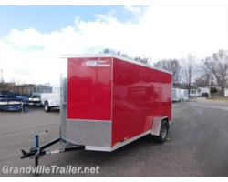 #2003 - 2019 Cross Trailers Alpha Series 612SA-Arrow