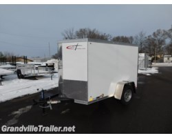 #2010 - 2018 Cross Trailers Alpha Series 58SA6-Arrow