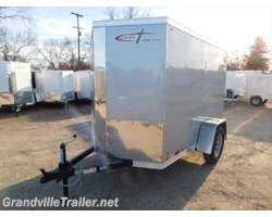 #2011 - 2019 Cross Trailers Alpha Series 58SA6-Arrow