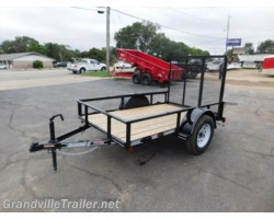 #1905 - 2018 Diamond C SINGLE AXLE RSA60X8