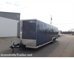 #2029 - 2018 Cross Trailers CAR HAULER 824TA-Alpha
