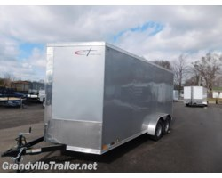 #2069 - 2019 Cross Trailers Alpha Series 716TA12-Arrow