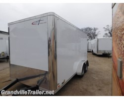 #2074 - 2019 Cross Trailers Alpha Series 714TA6-Flat Front