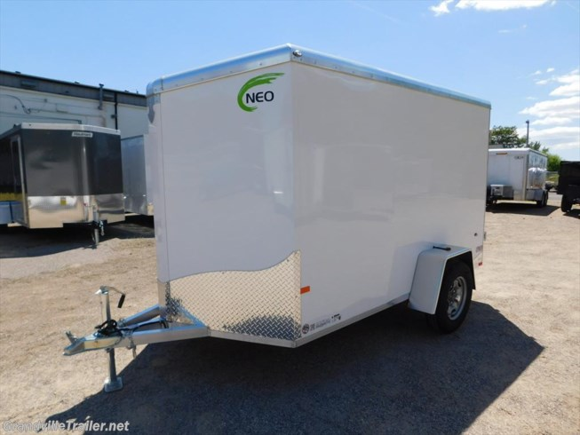 <span style='text-decoration:line-through;'>2018 Neo Trailers Round Top Cargo NAV106SR</span>