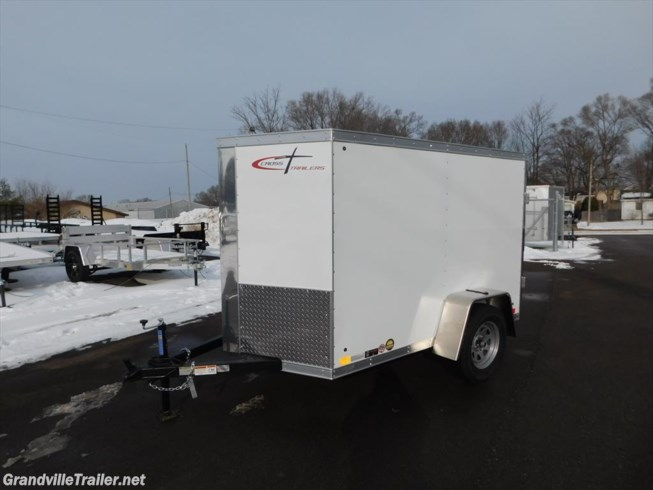 2019 Cross Trailers Alpha Series 58SA-Arrow