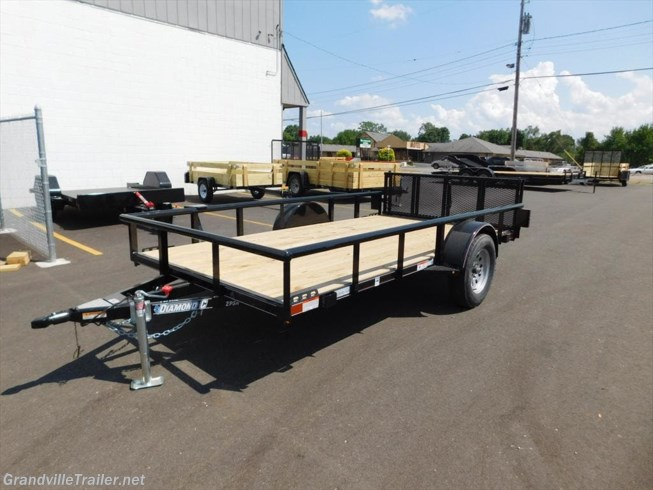 <span style='text-decoration:line-through;'>2018 Diamond C UTILITY TRAILER 2PSA12X77</span>