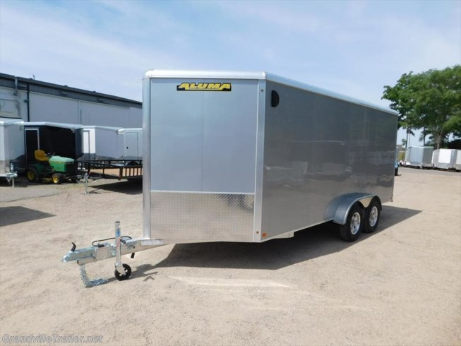 <span style='text-decoration:line-through;'>2019 Aluma Enclosed Trailer AE716TAR</span>