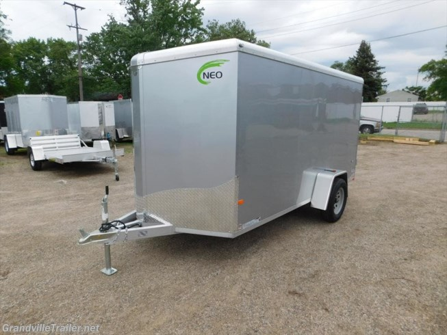 <span style='text-decoration:line-through;'>2018 Neo Trailers Round Top Cargo Trailer NAV126SR</span>