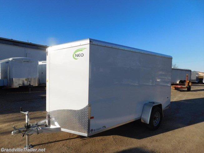 <span style='text-decoration:line-through;'>2018 Neo Trailers Round Top Cargo Trailer NAV126SR6</span>