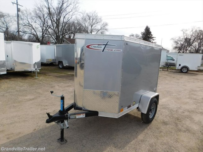 <span style='text-decoration:line-through;'>2019 Cross Trailers Alpha Series 46SA-Arrow</span>