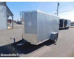 #2355 - 2019 Cross Trailers Alpha Series 510SA6-Arrow