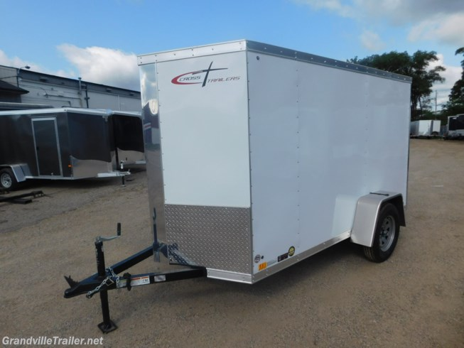 2019 Cross Trailers Alpha Series 510SA6-Arrow