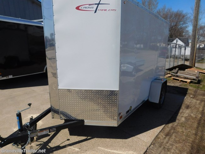 2019 Cross Trailers Alpha Series 610SA-Arrow