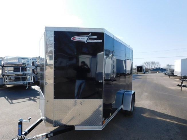 <span style='text-decoration:line-through;'>2019 Cross Trailers Alpha Series 610SA-Arrow</span>