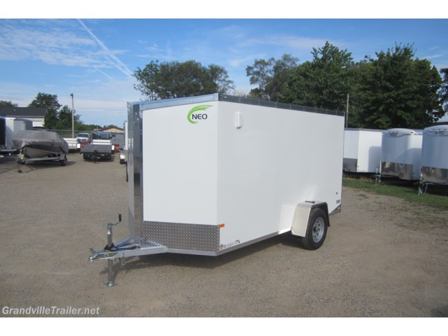 2017 Neo Trailers Flat Top NAV126SF