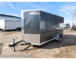 #2374 - 2019 Cross Trailers Alpha Series 612SA-Arrow
