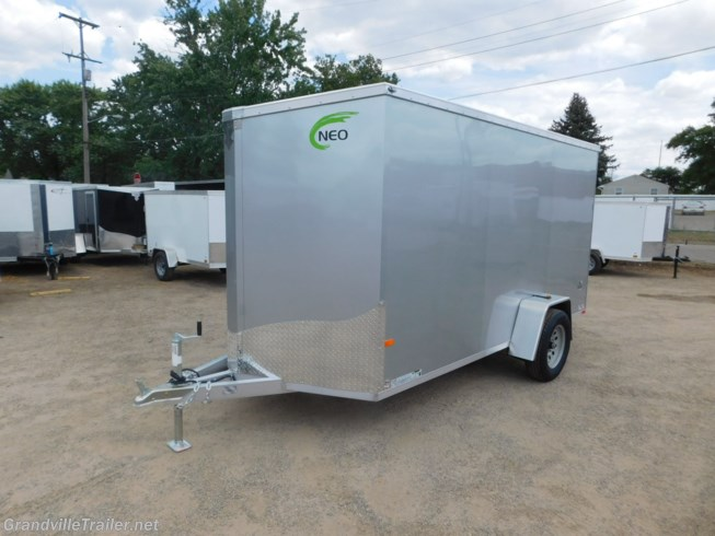 <span style='text-decoration:line-through;'>2019 Neo Trailers Round Top Cargo Trailer NAV126SF</span>