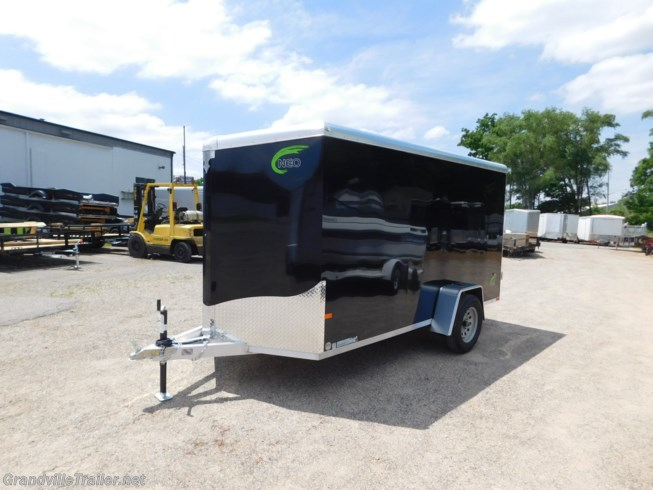 <span style='text-decoration:line-through;'>2019 Neo Trailers Round Top Cargo Trailer NAV126SR</span>