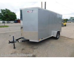 #2409 - 2019 Cross Trailers Alpha Series 612SA-Arrow