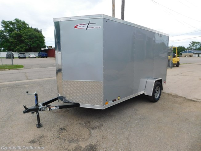 <span style='text-decoration:line-through;'>2019 Cross Trailers Alpha Series 612SA-Arrow</span>