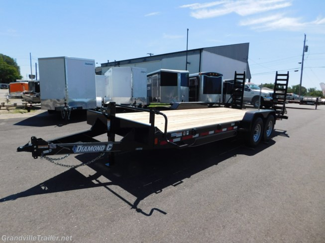 2018 Diamond C Extreme Duty Equiptment Trailer 18EEQ18X82