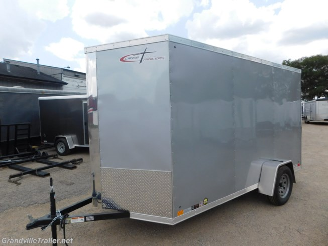 2019 Cross Trailers Alpha Series 612SA6-Arrow
