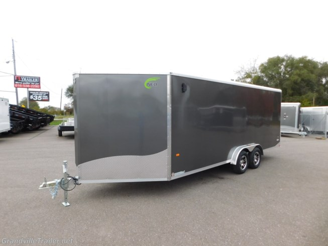 2019 Neo Trailers Round Top All Sport Trailer NAS2475TR6